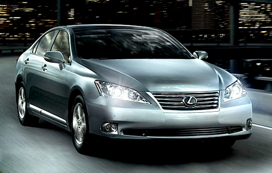 2012 lexus es 350 sedan front view peterson lexus blog. Black Bedroom Furniture Sets. Home Design Ideas