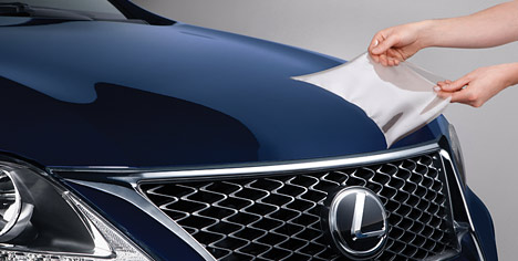2013 gx accessories peterson lexus blog for Car paint protection film cost