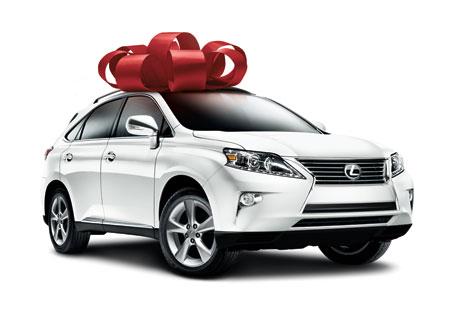 Lexus Christmas Sale