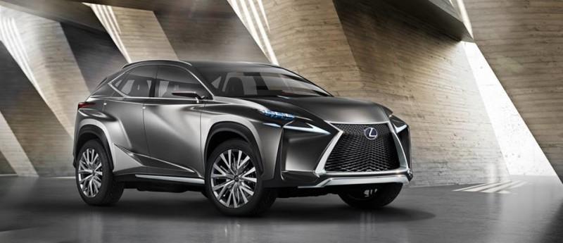 Lexus LF NX