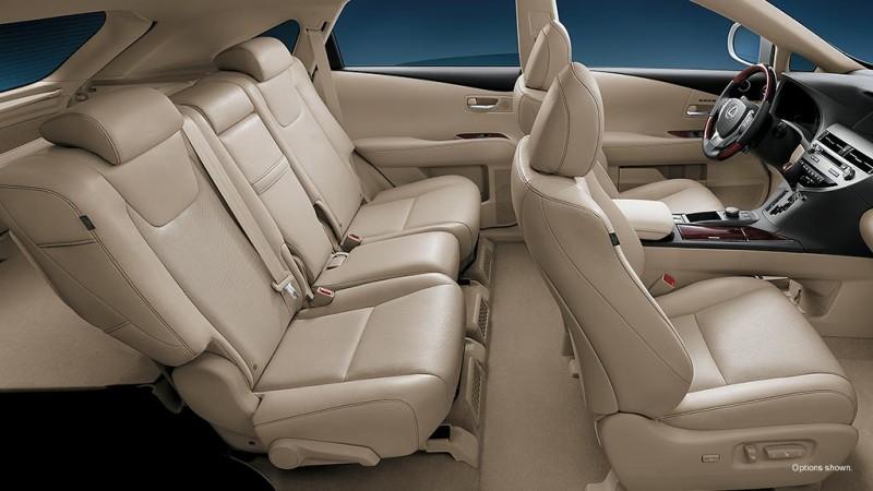 Lexus Rx 350 Interior RX 1444_1024x576