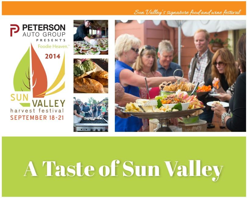 A Taste of Sun Valley