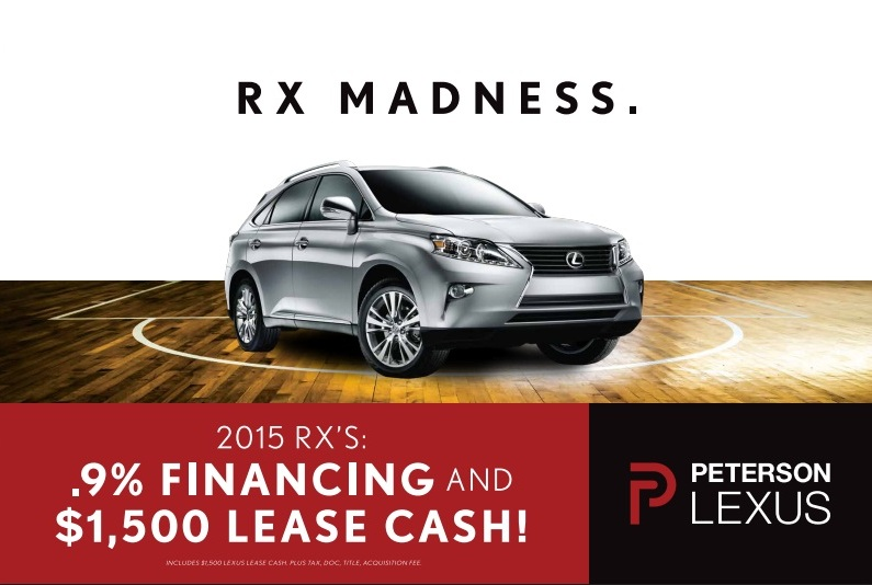 RX Madness Banner