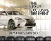 Lexus Tire Event