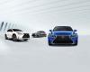2016 Lexus Line Up