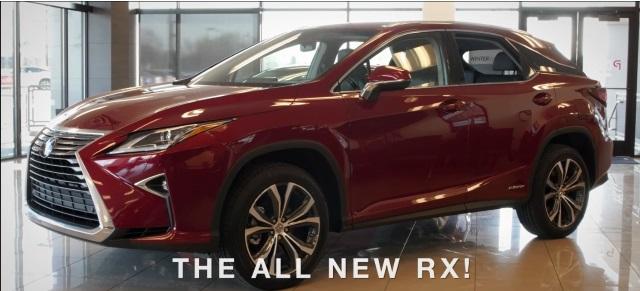 2016 Lexus RX Peterson Lexus
