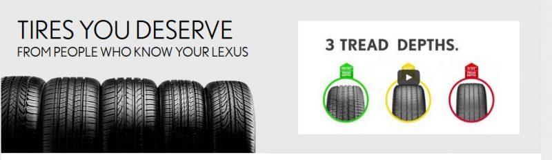 lexus-tire-tread-depth