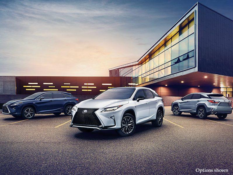 2017 Lexus Rx 350 Stock L070841